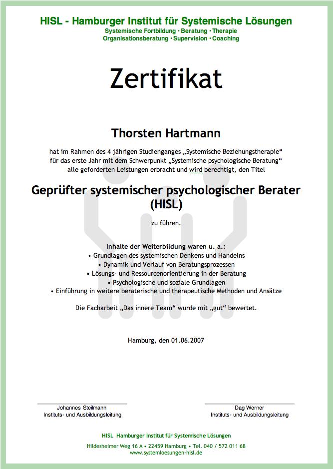 demo-zertifikat-geprueftspb - Hamburger Institut für systemische ...